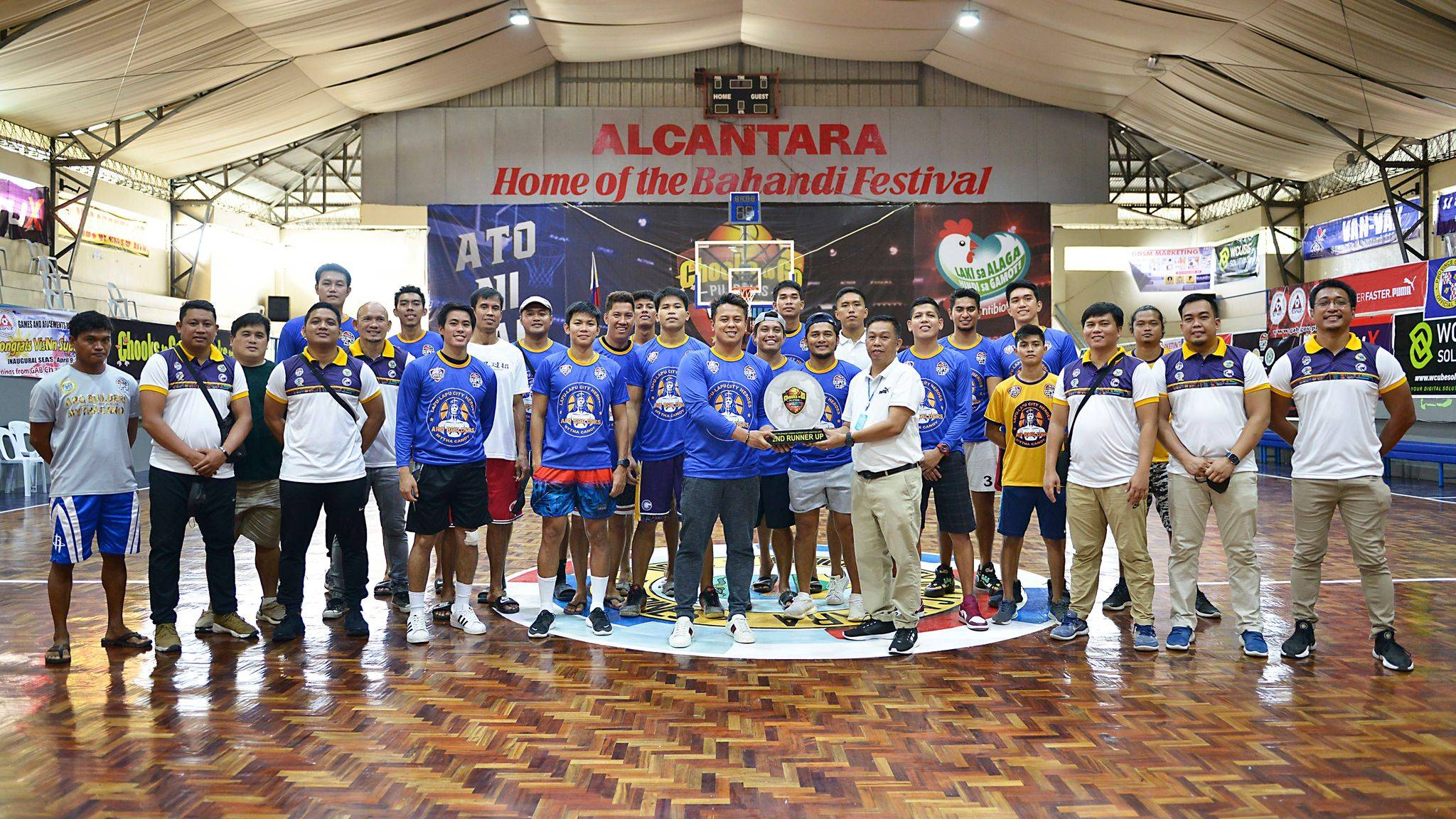 2021-Chooks-to-Go-VisMin-Cup-Visayas-Third-place-ARQ-Builders-Lapu-Lapu-Heroes Jaymar Gimpayan hailed VisMin-Visayas MVP Basketball News VisMin Super Cup  - philippine sports news