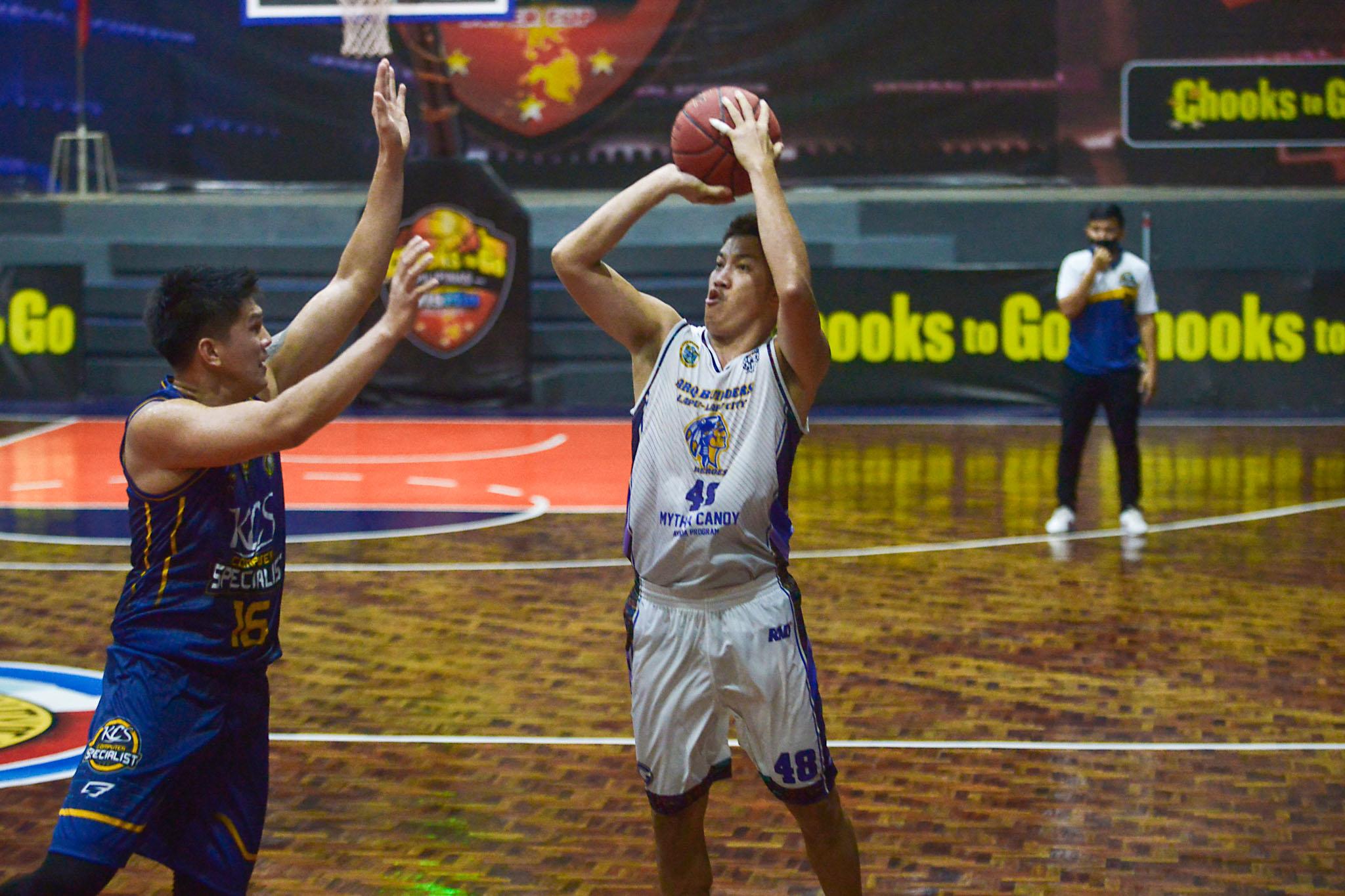 2021-Chooks-to-Go-VisMin-Cup-Visayas-semis-Mandaue-vs-Lapu-Lapu-Reed-Juntilla Reed Juntilla epitomizes ARQ Lapu-Lapu's 'never too late' mindset Basketball News VisMin Super Cup  - philippine sports news