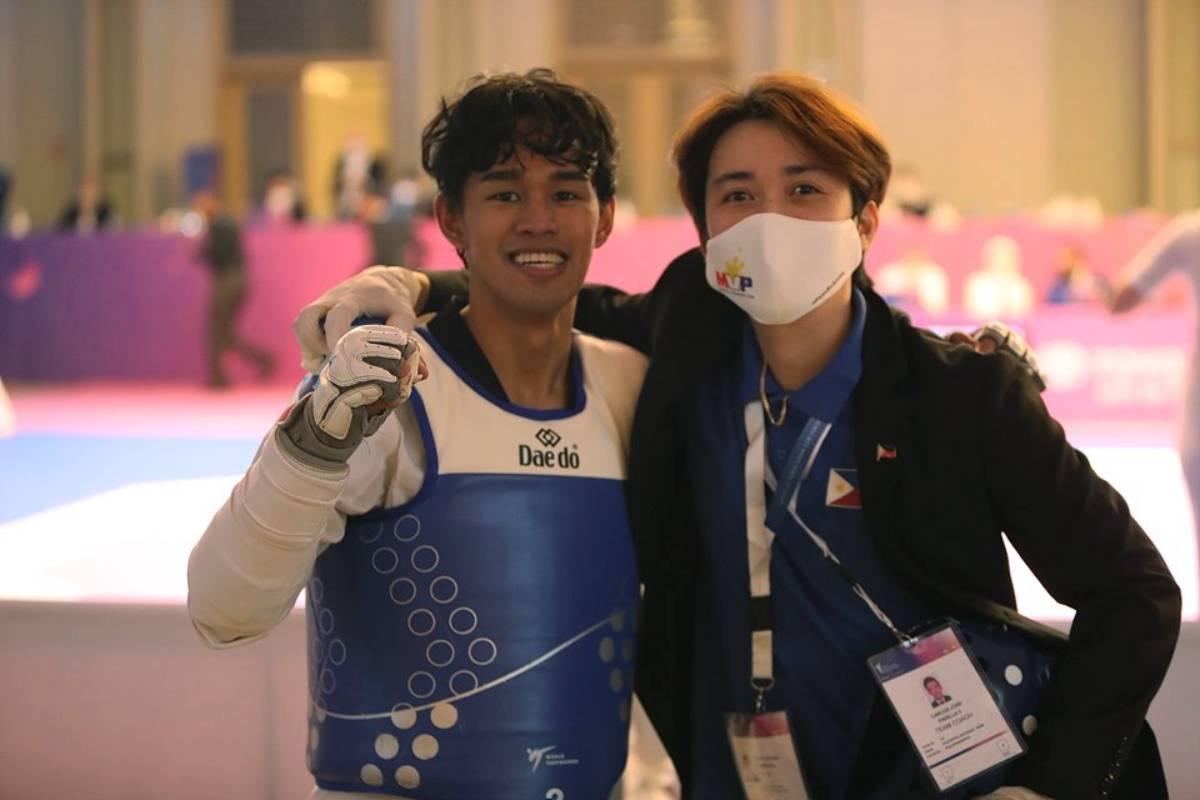 2021-Taekwondo-OQT-Kurt-Barbosa-x-Caloy-Padilla After doing the improbable in Amman, Barbosa looks to do the impossible in Tokyo 2020 Tokyo Olympics News Taekwondo  - philippine sports news