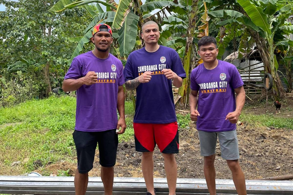 Eumir-Marcial-with-Zamboanga-Valientes Eumir Marcial says decision to come home to Zambo will help him mentally 2020 Tokyo Olympics Boxing News  - philippine sports news