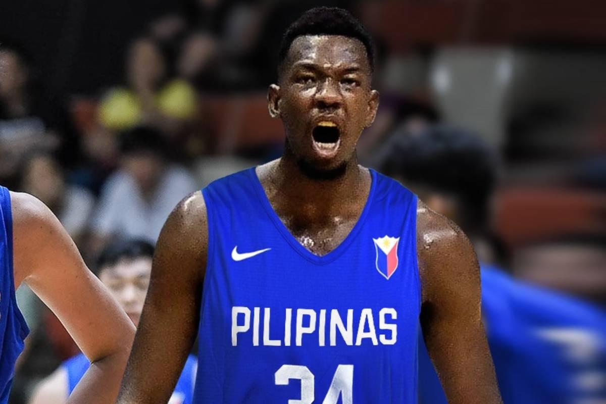 Gilas-Pilipinas-Angelo-Kouame Kouame bares he has offers to play in G League, overseas ADMU Basketball News PBA UAAP  - philippine sports news