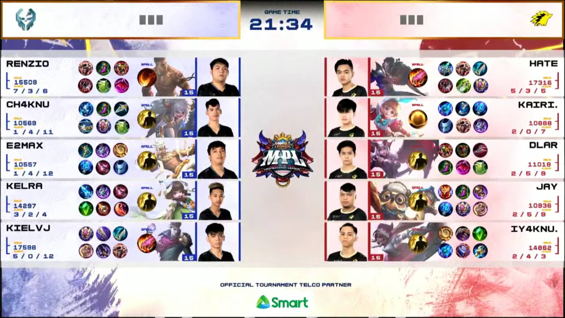 MPL-PH-Season-7-Execration-def-Onic-Game-1 Execration eliminates Hate, ONIC PH in MPL PH playoffs ESports Mobile Legends MPL-PH News  - philippine sports news