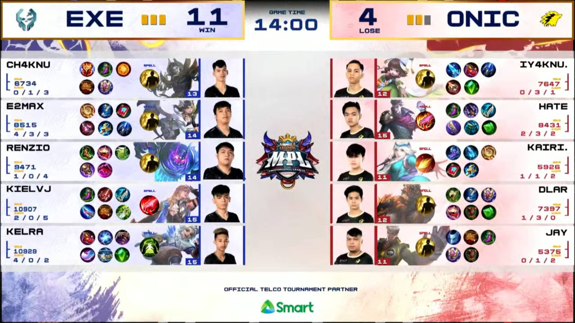MPL-PH-Season-7-Execration-def-Onic-Game-5 Execration eliminates Hate, ONIC PH in MPL PH playoffs ESports Mobile Legends MPL-PH News  - philippine sports news