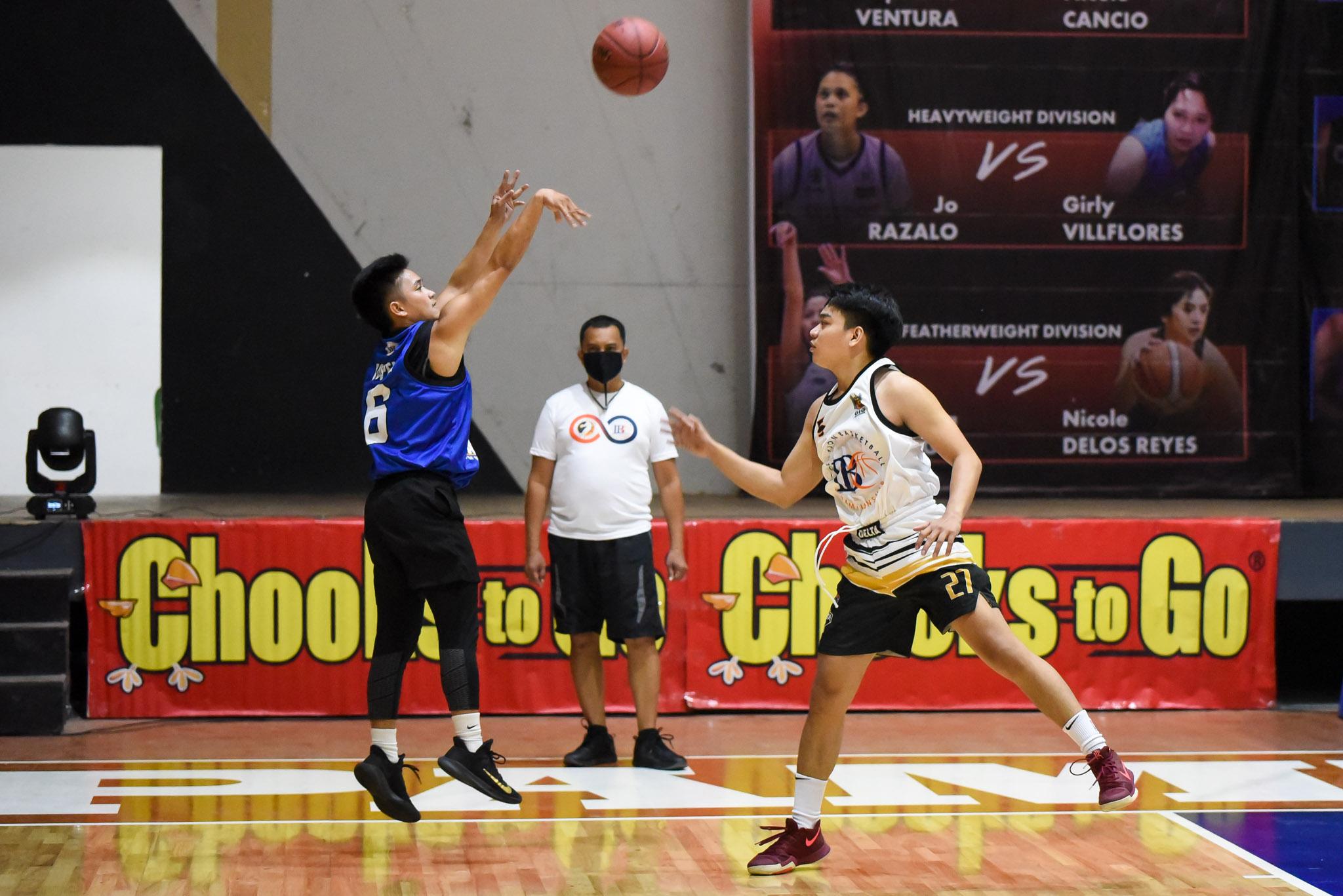 NBL-IBC-1v1-Games_Men-Featherweight_Lagrama Lim outlasts Penaranda as Paranaque Lady Aces dominate NBL-WNBL 1v1 1-on-1 NBL News  - philippine sports news