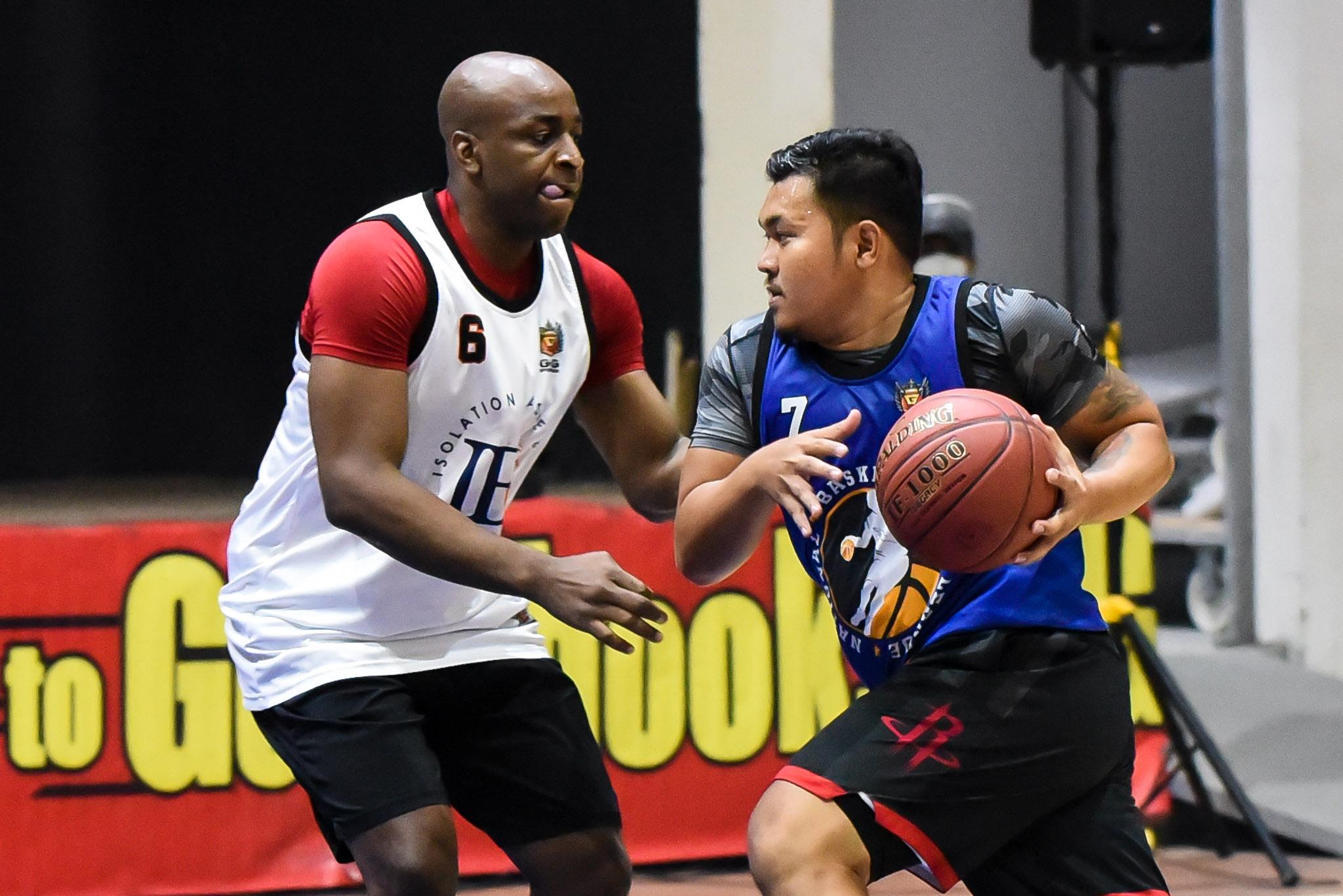 NBL-IBC-1v1-Games_Men-Heavyweight_Teodoro Lim outlasts Penaranda as Paranaque Lady Aces dominate NBL-WNBL 1v1 1-on-1 NBL News  - philippine sports news