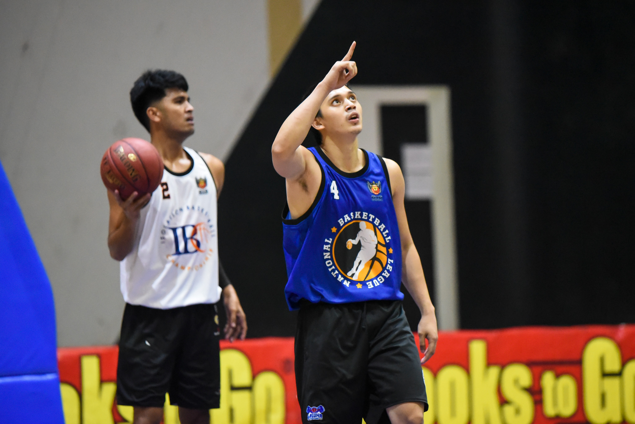 NBL-IBC-1v1-Games_Men-Welterweight_Amil Lim outlasts Penaranda as Paranaque Lady Aces dominate NBL-WNBL 1v1 1-on-1 NBL News  - philippine sports news