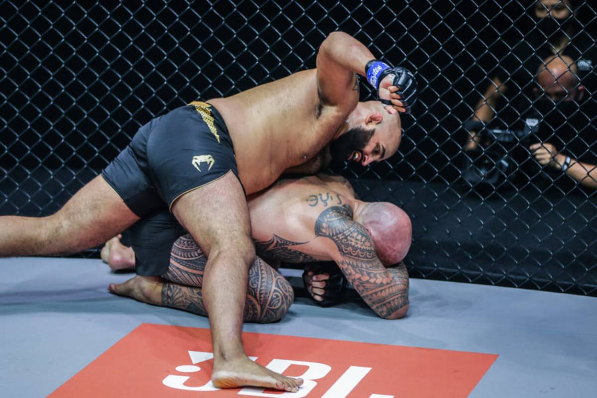 ONE-Dangal-Bhullar-def-Vera Despite great camp, Vera flustered after gassing out in ONE title loss Mixed Martial Arts News ONE Championship  - philippine sports news