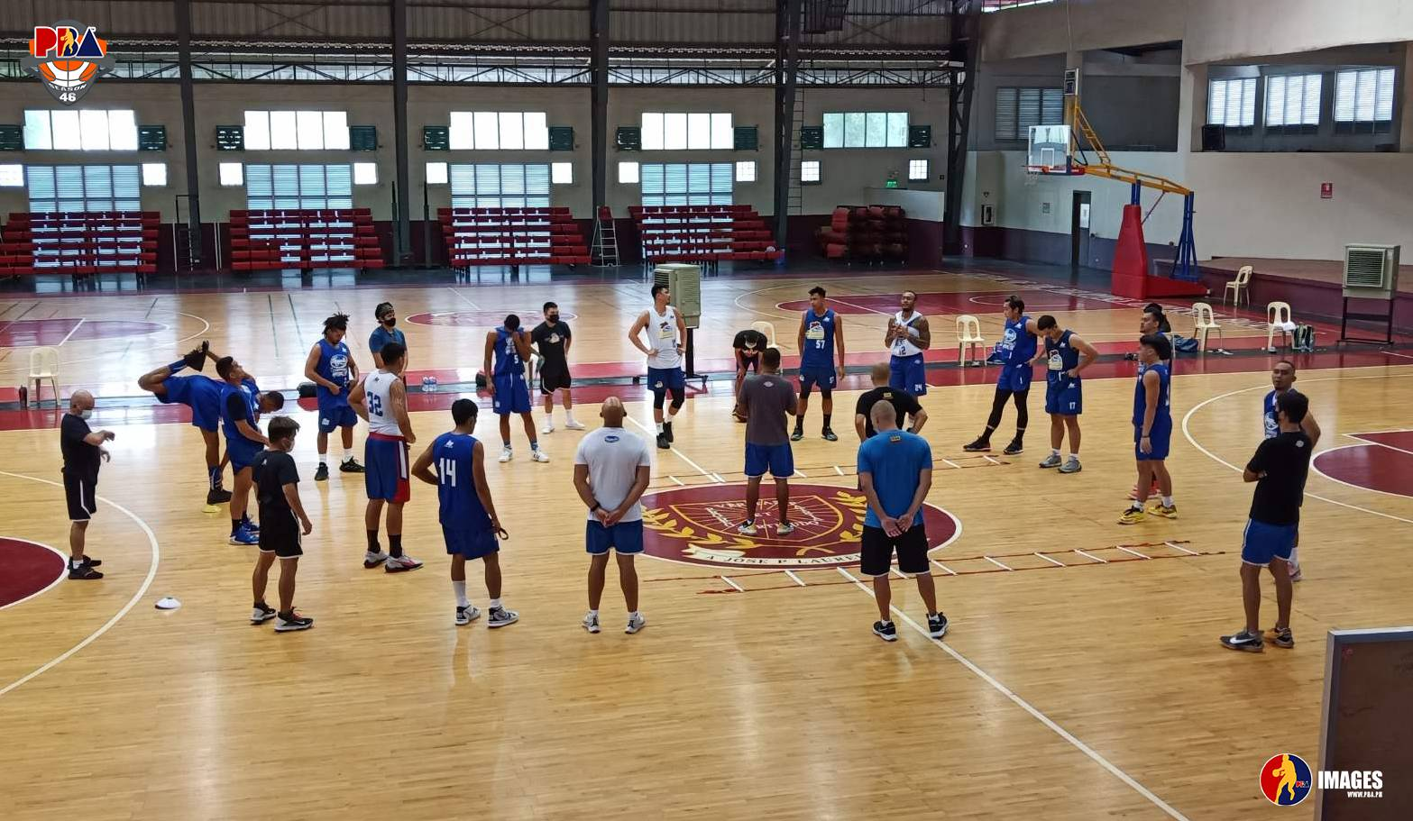 PBA-Season-46-Magnolia-training Eight PBA teams begin Batangas circuit training Basketball News PBA  - philippine sports news