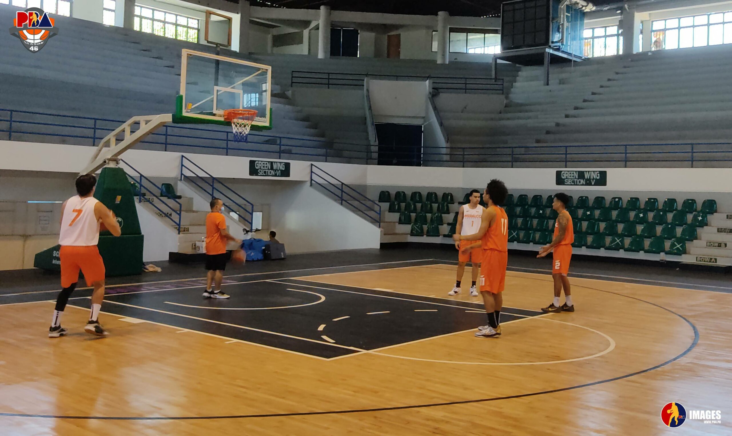 PBA-Season-46-Meralco-Training-scaled Eight PBA teams begin Batangas circuit training Basketball News PBA  - philippine sports news