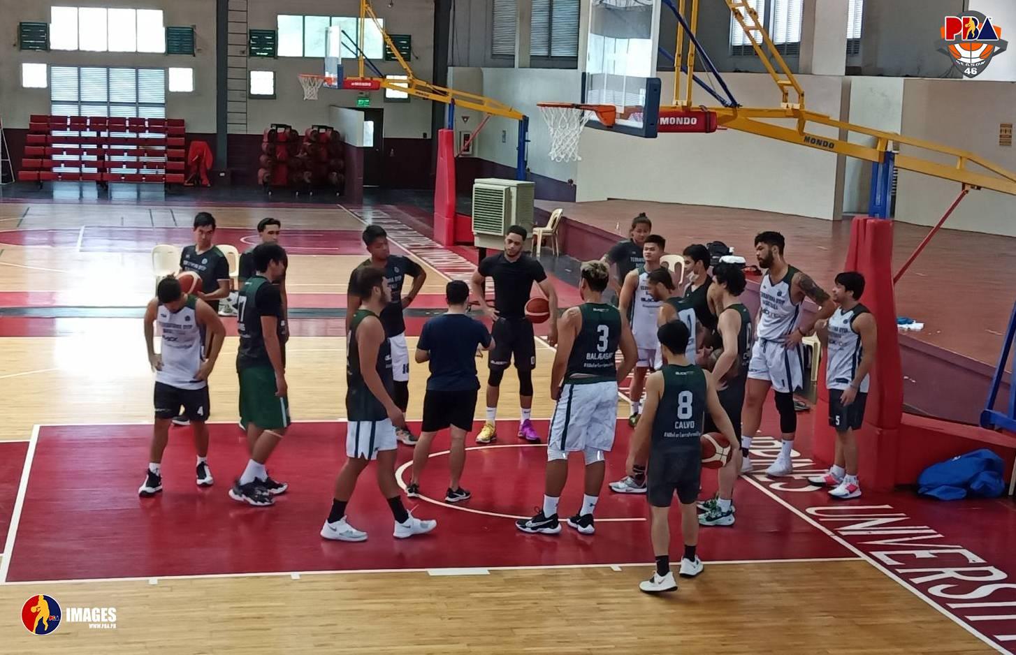 PBA-Season-46-Terrafirma-training Eight PBA teams begin Batangas circuit training Basketball News PBA  - philippine sports news