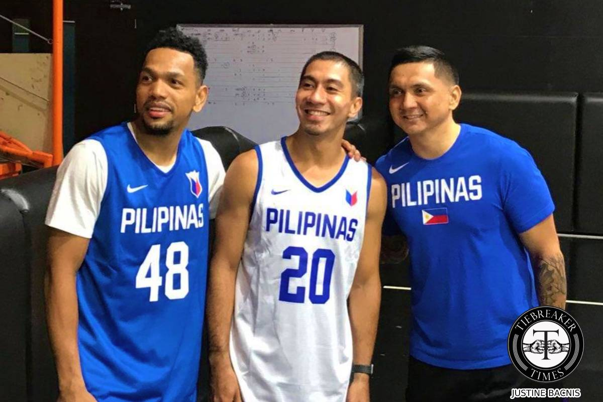2019-sea-games-gials-jayson-castro-x-la-tenorio-x-jimmy-alapag Gilas point guard position in good hands with SJ and RJ, says Jimmy Basketball Gilas Pilipinas News  - philippine sports news