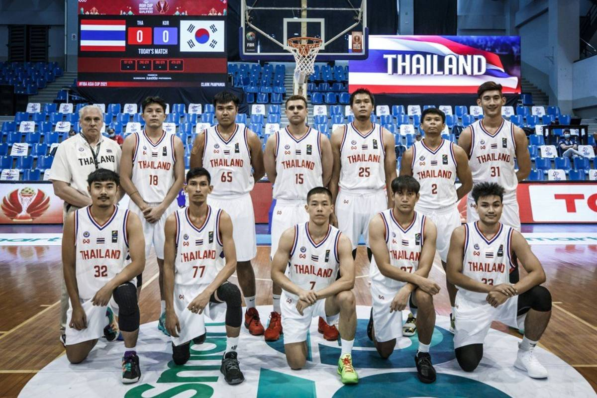 2021-FIBA-Asia-Cup-Qualifiers-Korea-def-Thailand-Thais Daleo gives THA ultimatum: Perform well vs INA or you're off SEAG team 2021 FIBA Asia Cup 2021 SEA Games Basketball News  - philippine sports news