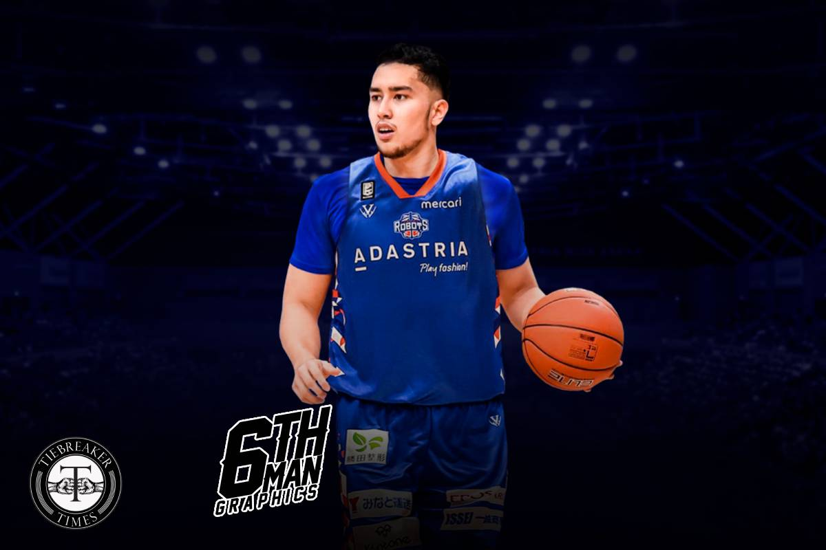 2021-b.league-ibaraki-javi-gomez-de-liano Javi GDL makes tough decision to forgo final year in UP Basketball News UAAP UP  - philippine sports news