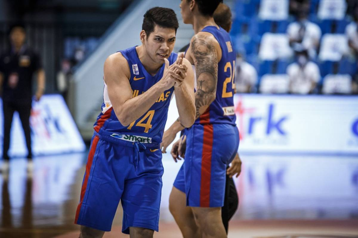 2021-fiba-asia-cup-qualifiers-gilas-def-korea-mike-nieto Gilas choose to be cautious with Tamayo as Chiu in vs Korea 2021 FIBA Asia Cup Basketball Gilas Pilipinas News  - philippine sports news