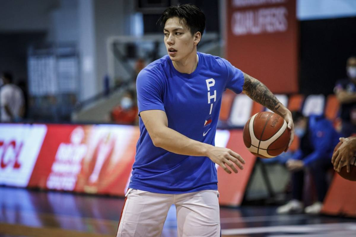 2021-fiba-asia-cup-qualifiers-gilas-dwight-ramos-2 PBA uncertainty led Dwight Ramos to go pro in B.League Basketball News PBA PVL  - philippine sports news