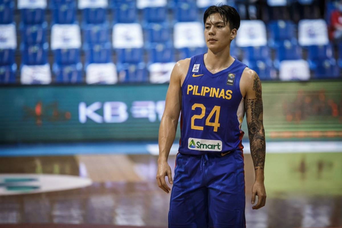 2021-fiba-asia-cup-qualifiers-gilas-vs-korea-dwight-ramos Baldwin hopes fans were around to enjoy Belangel's miracle 2021 FIBA Asia Cup Basketball Gilas Pilipinas News  - philippine sports news