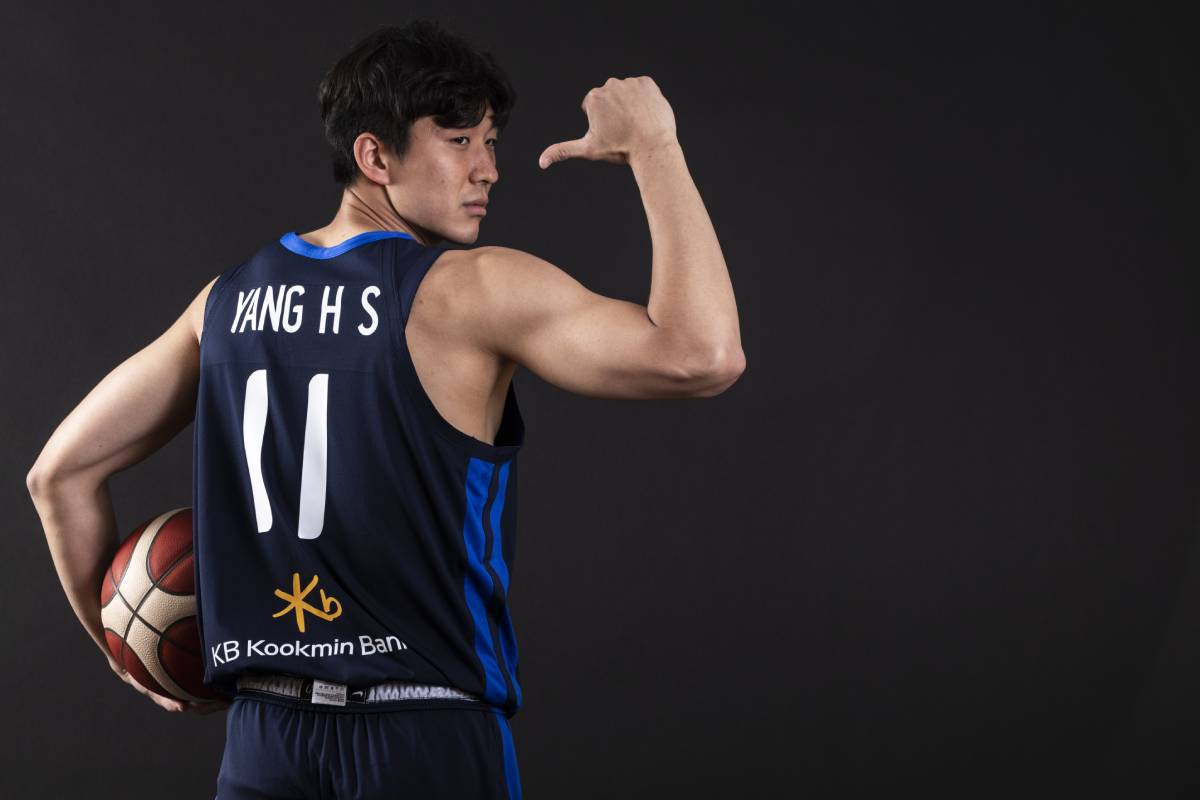 2021-fiba-asia-cup-qualifiers-korea-Yang-Hongseok Hoopnut: Gilas face rude awakening against Korea 2021 FIBA Asia Cup Bandwagon Wire Basketball Gilas Pilipinas  - philippine sports news