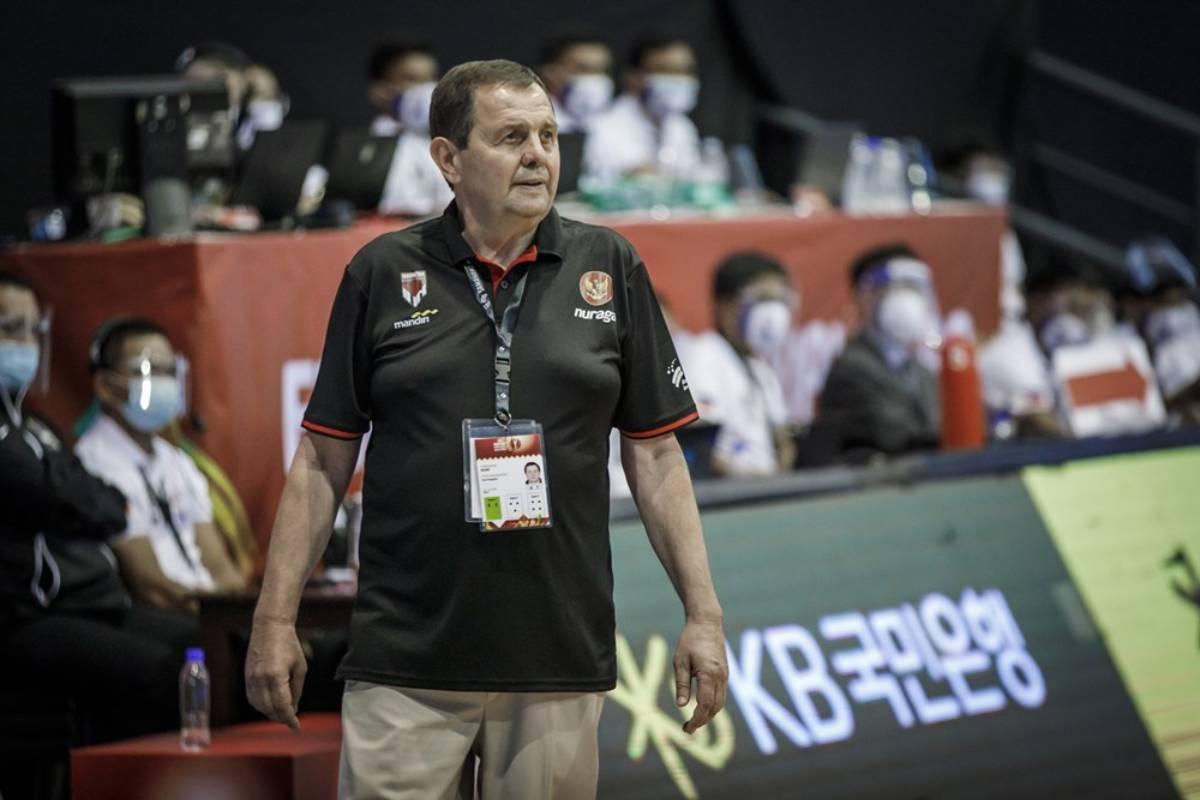 2021-fiba-asia-cup-qualifiers-korea-def-indonesia-Rajko-Toroman Visitors laud SBP for successful hosting of FIBA Asia Cup Qualifiers 2021 FIBA Asia Cup Basketball Gilas Pilipinas News  - philippine sports news
