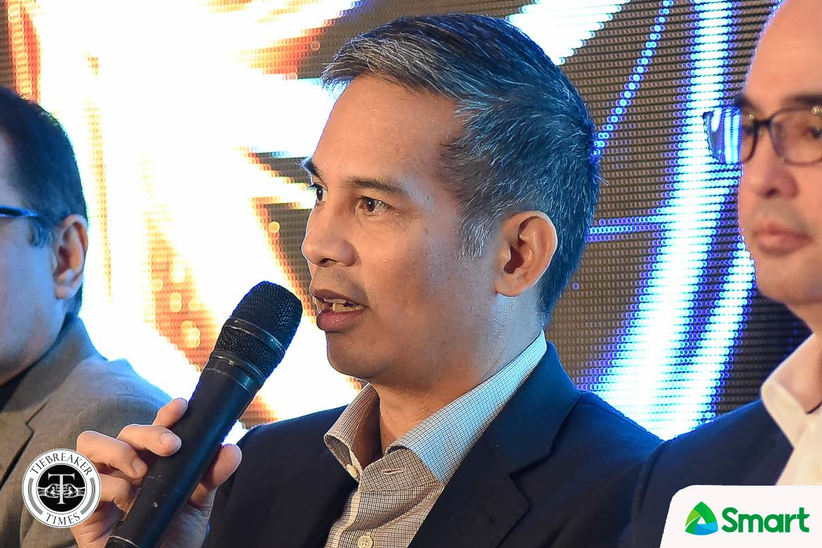 FIBA-World-Cup-2023-Presscon-Al-Panlilio SBP excited to welcome KOR back, show PHL hospitality to NZL, IND Basketball Gilas Pilipinas News  - philippine sports news
