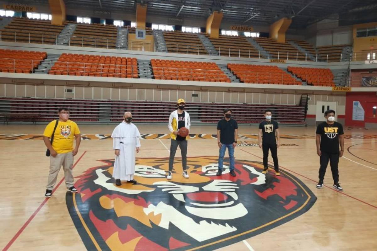 UAAP-Season-84-UST-Jordi-Gomez-de-Liano-in-Quadri-2 UST welcomes Jordi GDL Basketball News UAAP UST  - philippine sports news