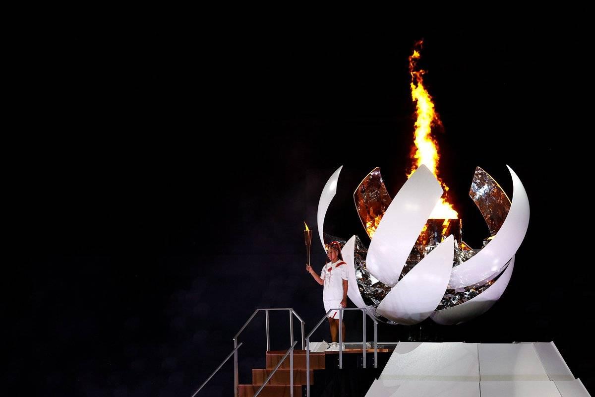 2020-Tokyo-Olympics-Naomi-Osaka-couldron Tokyo 2020 opening hope to bring light amid dark times 2020 Tokyo Olympics News  - philippine sports news
