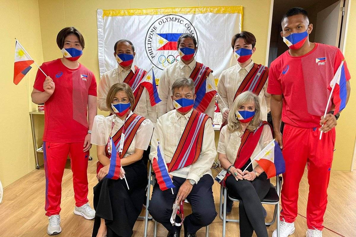 2020-Tokyo-Olympics-Philippine-deligation Tokyo 2020 opening hope to bring light amid dark times 2020 Tokyo Olympics News  - philippine sports news