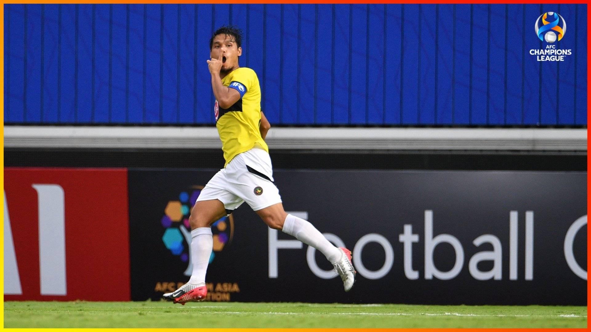 2021-AFC-Champions-League-Ulsan-Hyundai-def-Kaya-Bedic After valiant ACL stand, Jovin Bedic, Kaya-Iloilo yearn for more Football News PFL  - philippine sports news