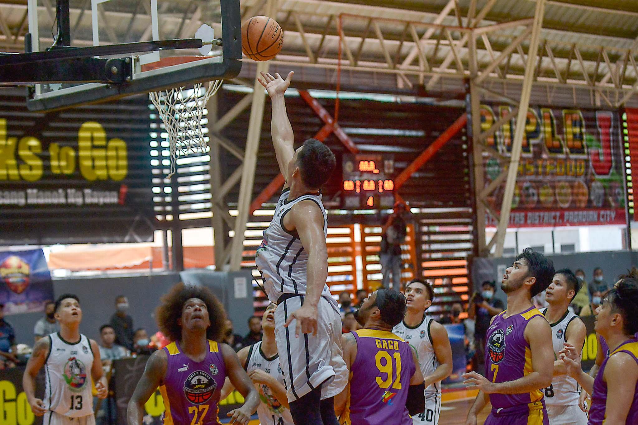 2021-Chooks-to-Go-VisMin-Roxas-vs-Zamboanga-City-Lester-Reyes-Game-winner Lester Reyes knocks down buzzer-beater as Roxas stuns Zambo City in VisMin Basketball News VisMin Super Cup  - philippine sports news