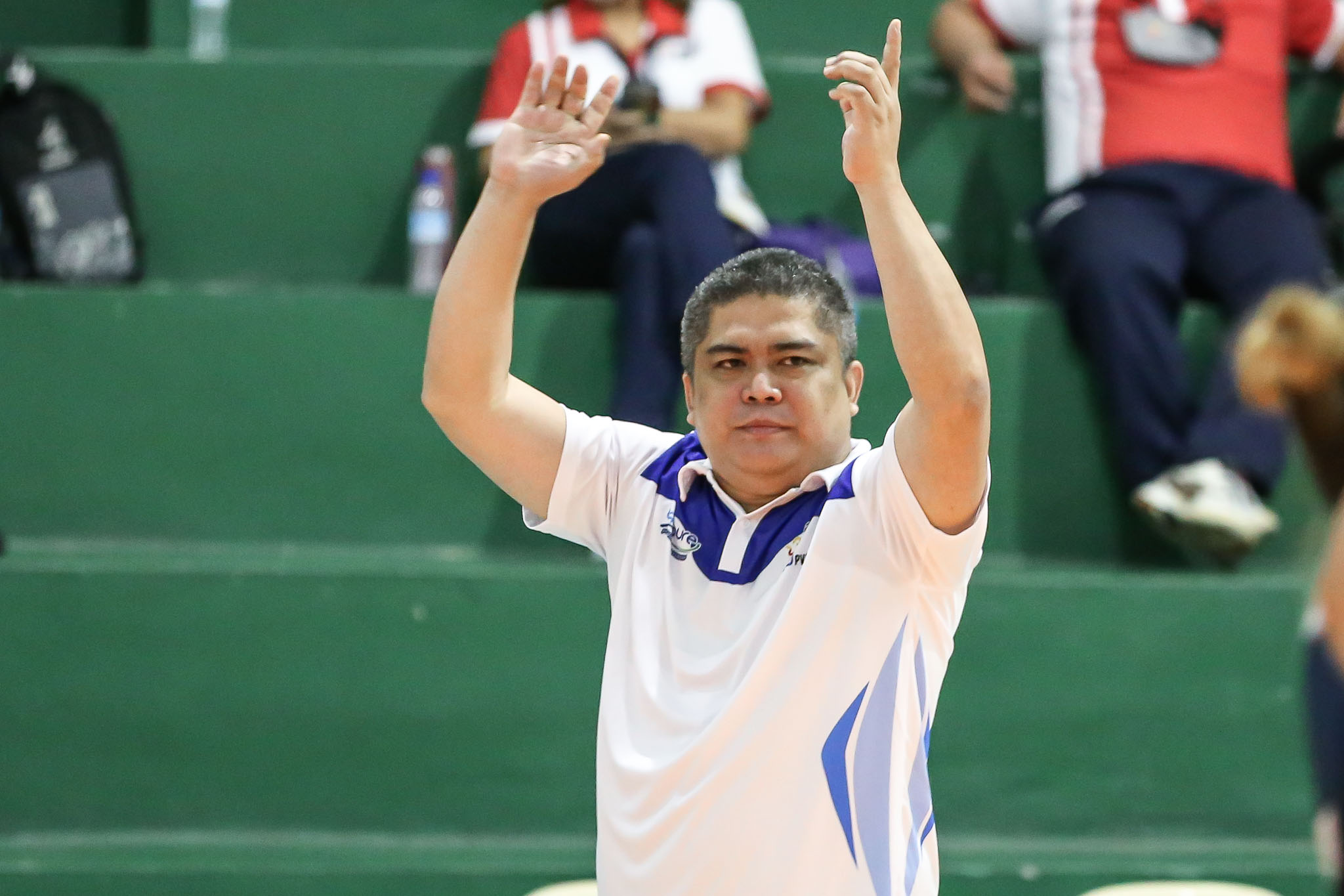 2021-PVL-Open-BaliPure-vs-Chery-Tiggo-Rommel-Abella Win over Chery Tiggo proves that BaliPure can shock PVL, says Bombita News PVL Volleyball  - philippine sports news