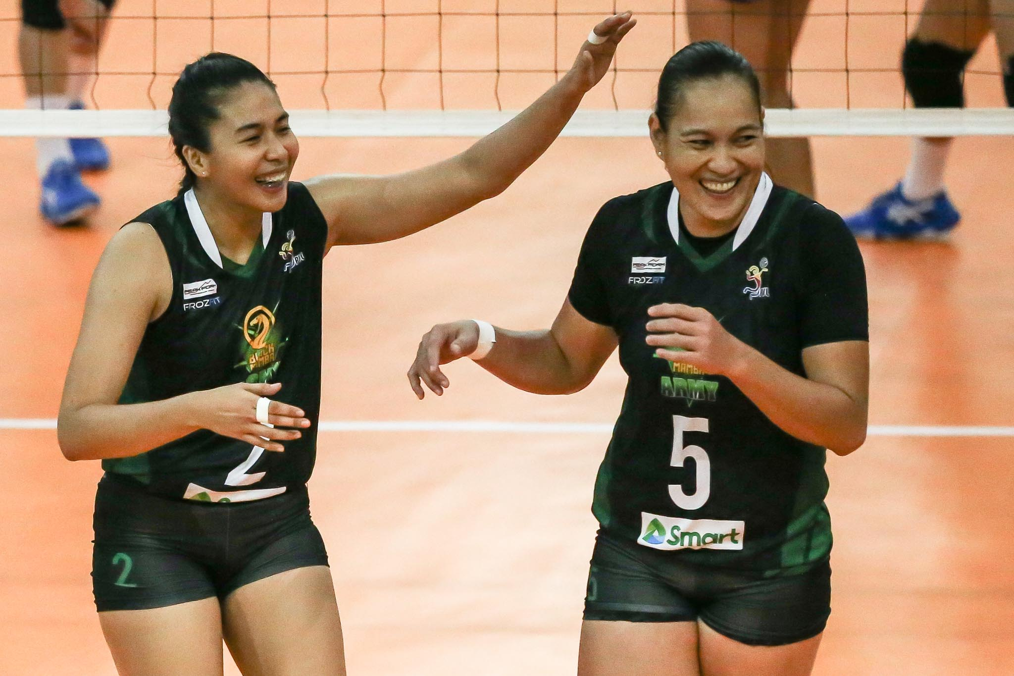 2021-PVL-Open-Black-Mamba-Army-vs-BaliPure-Mean-Esguerra-x-Ging-Balse-Pabayo Balse-Pabayo had thoughts of retiring last year News PVL Volleyball  - philippine sports news