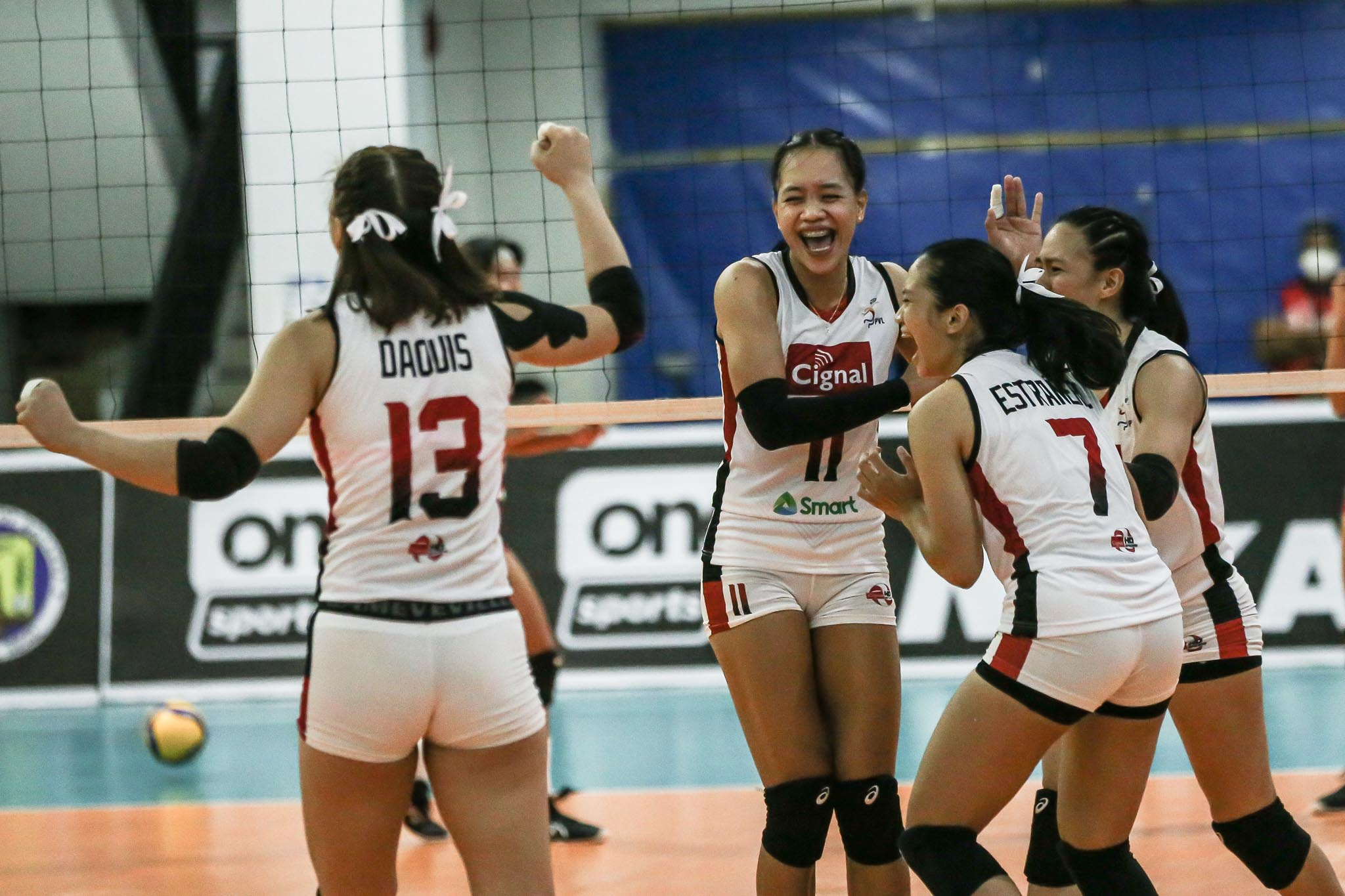 2021-PVL-Open-Cignal-vs-Chery-Tiggo-Cignal-2 Shaq delos Santos bares long lay-off, short camp affected Cignal's play News PVL Volleyball  - philippine sports news