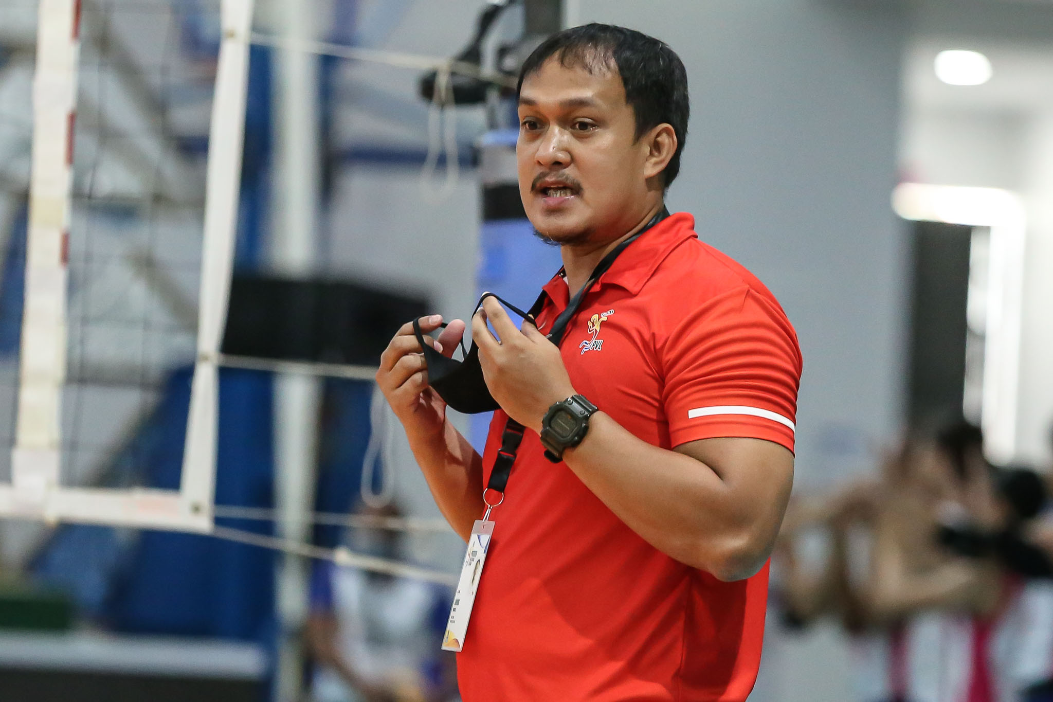 2021-PVL-Open-Creamline-vs-Petro-Gazz-Arnold-Laniog Laniog says Creamline game showed what Petro Gazz needs to work on News PVL Volleyball  - philippine sports news