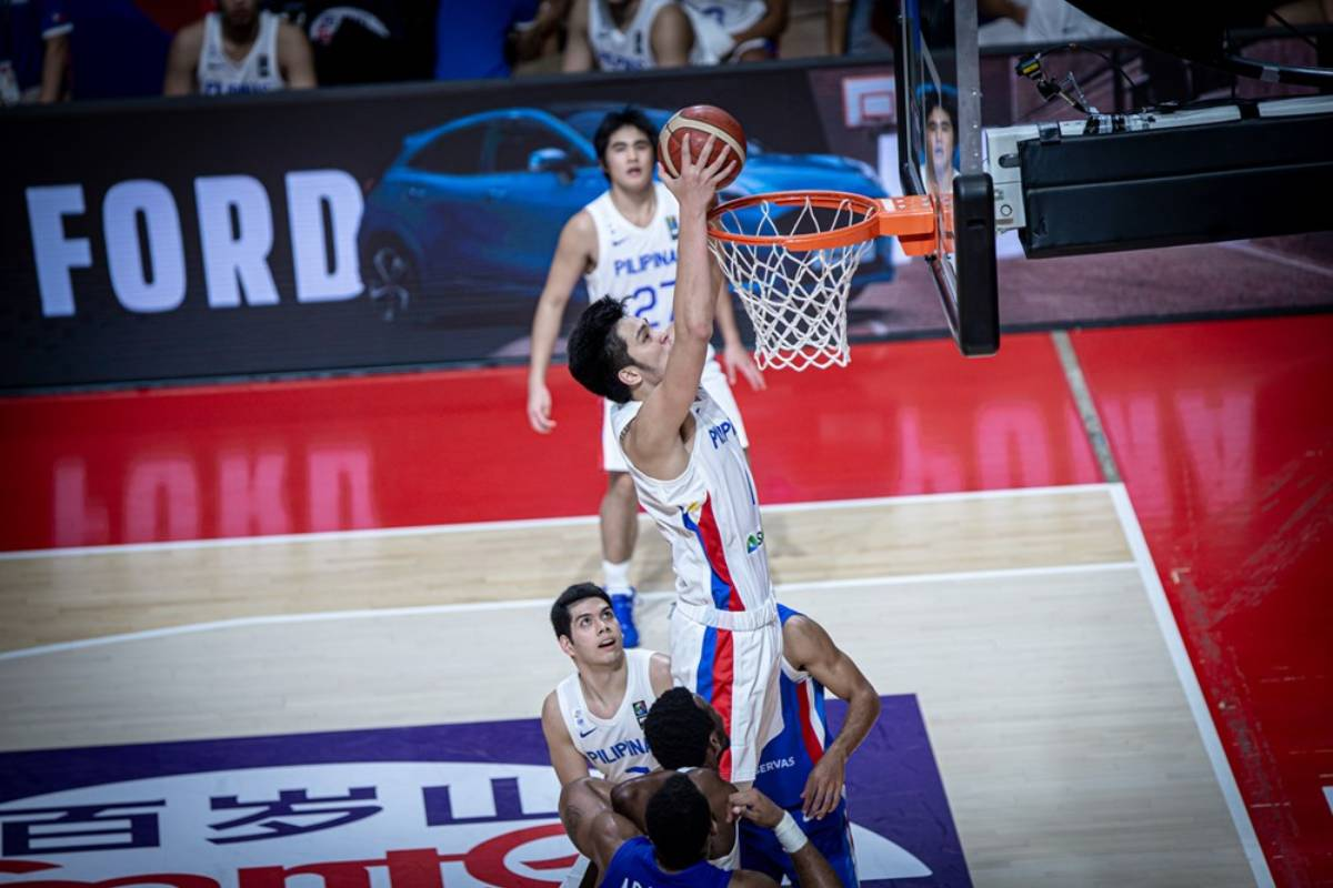 2021-fiba-oqt-belgrade-dominican-republic-def-gilas-kai-sotto-2 Kai Sotto on current Gilas: 'I believe in this team, I believe in the coaches' 2020 Tokyo Olympics Basketball Gilas Pilipinas News  - philippine sports news