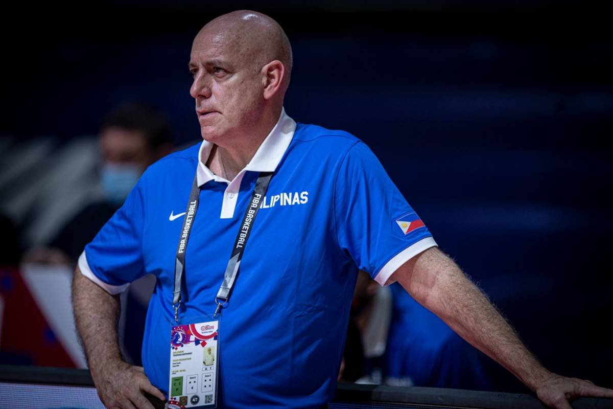 2021-fiba-oqt-gilas-tab-baldwin What will be the status of 'overseas pros' in Gilas? 2023 FIBA World Cup Basketball Gilas Pilipinas News  - philippine sports news