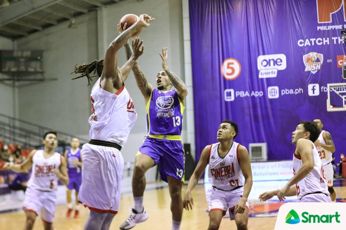 2021-pba-philippine-cup-ginebra-vs-magnolia-calvin-abueva Victolero proud to see Magnolia take to heart Clark bubble experience Basketball News PBA  - philippine sports news