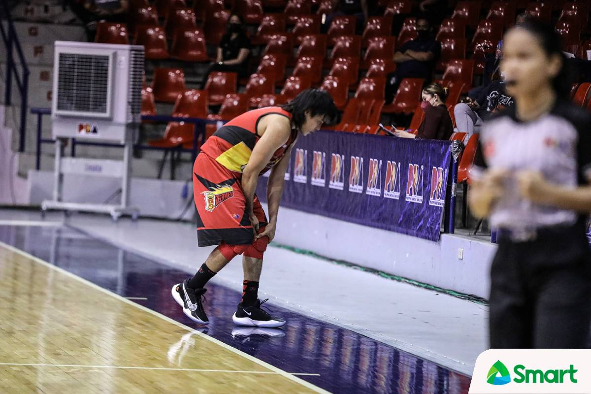 2021-pba-philippine-cup-san-miguel-vs-meralco-terrence-romeo-2 San Miguel hoping Romeo's MRI shows only an MCL injury Basketball News PBA  - philippine sports news