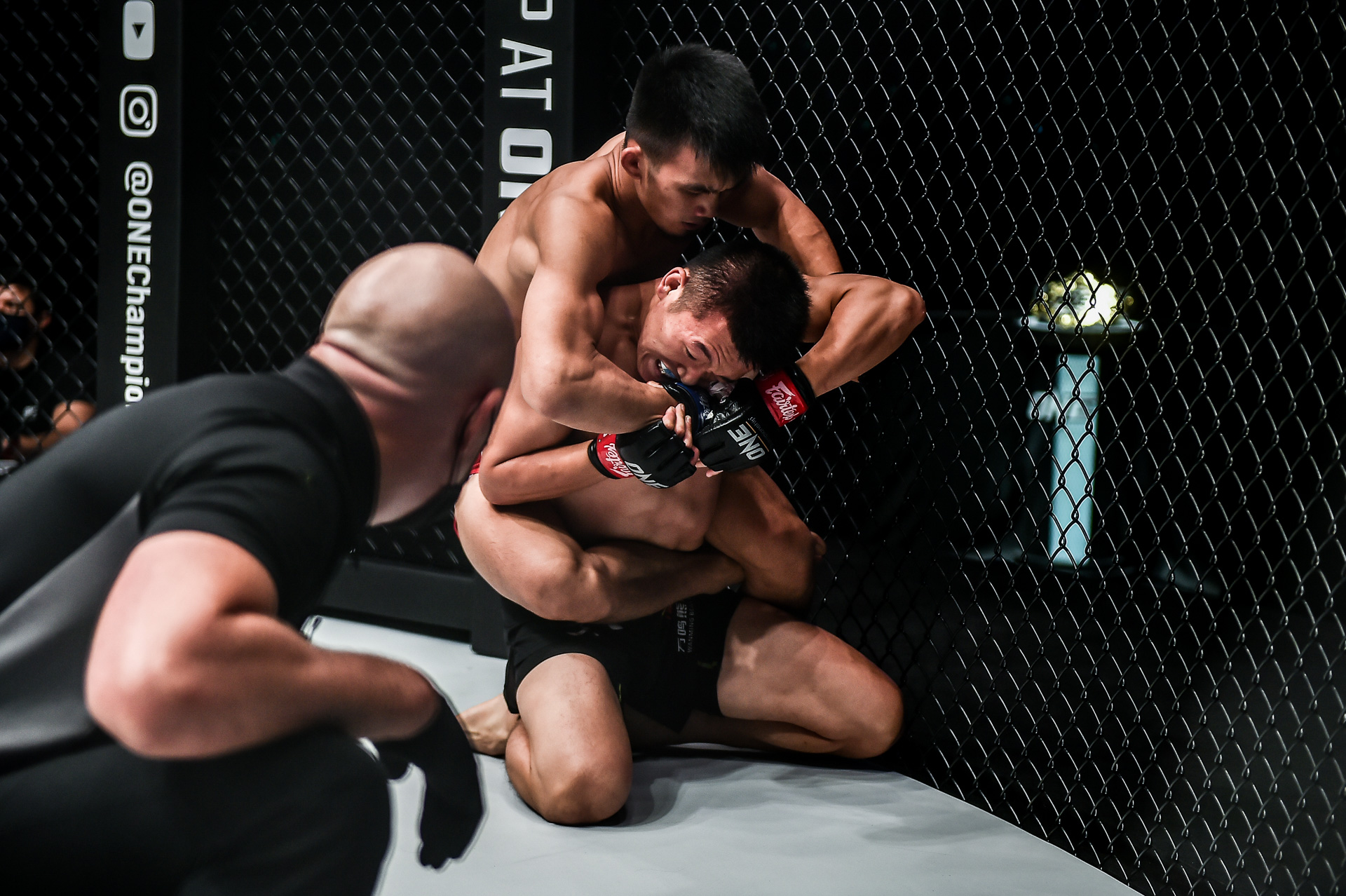 ONE-Battleground-Jeremy-Pacatiw-def-Chen-Rui After Pacatiw, Olsim wins, Jhanlo Sangiao rares to enter ONE circle Mixed Martial Arts News ONE Championship  - philippine sports news