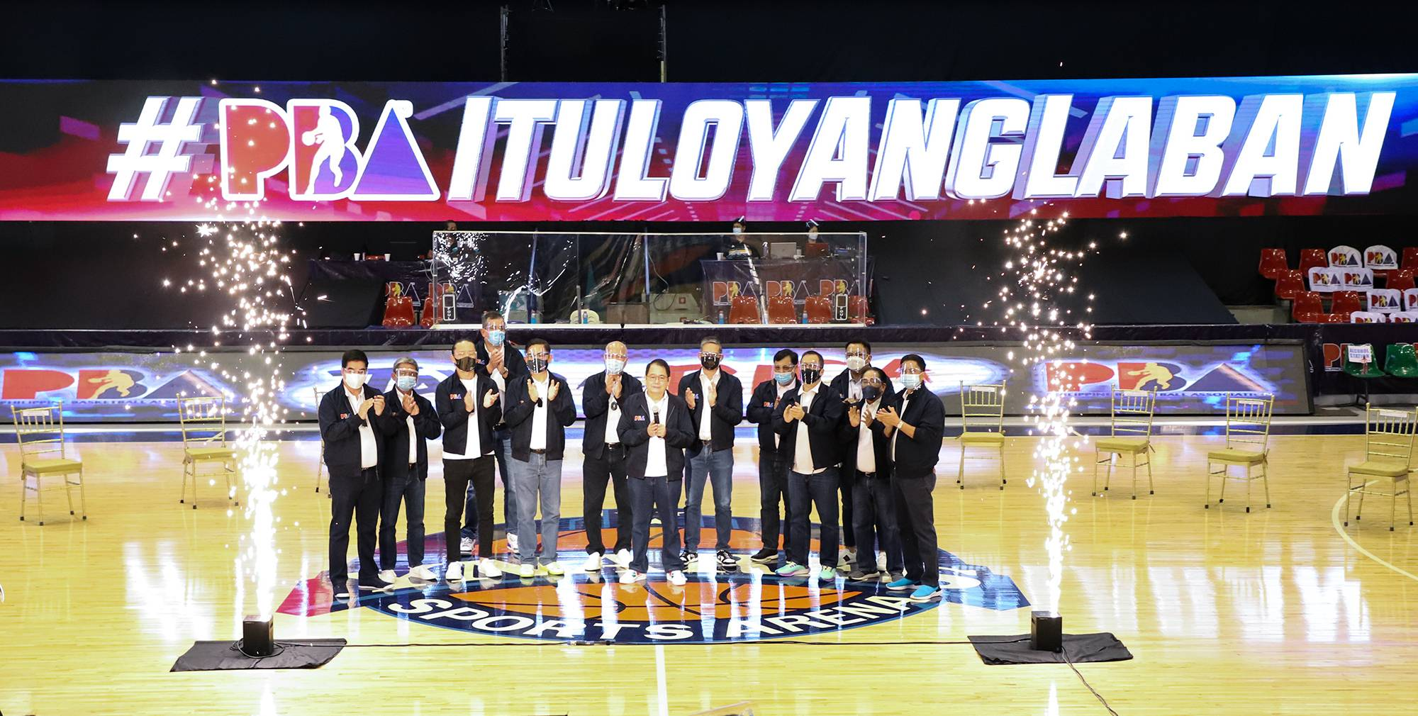 PBA-Season-46-opening PBA looks to go back to Pasig for PH Cup Finals Basketball News PBA  - philippine sports news