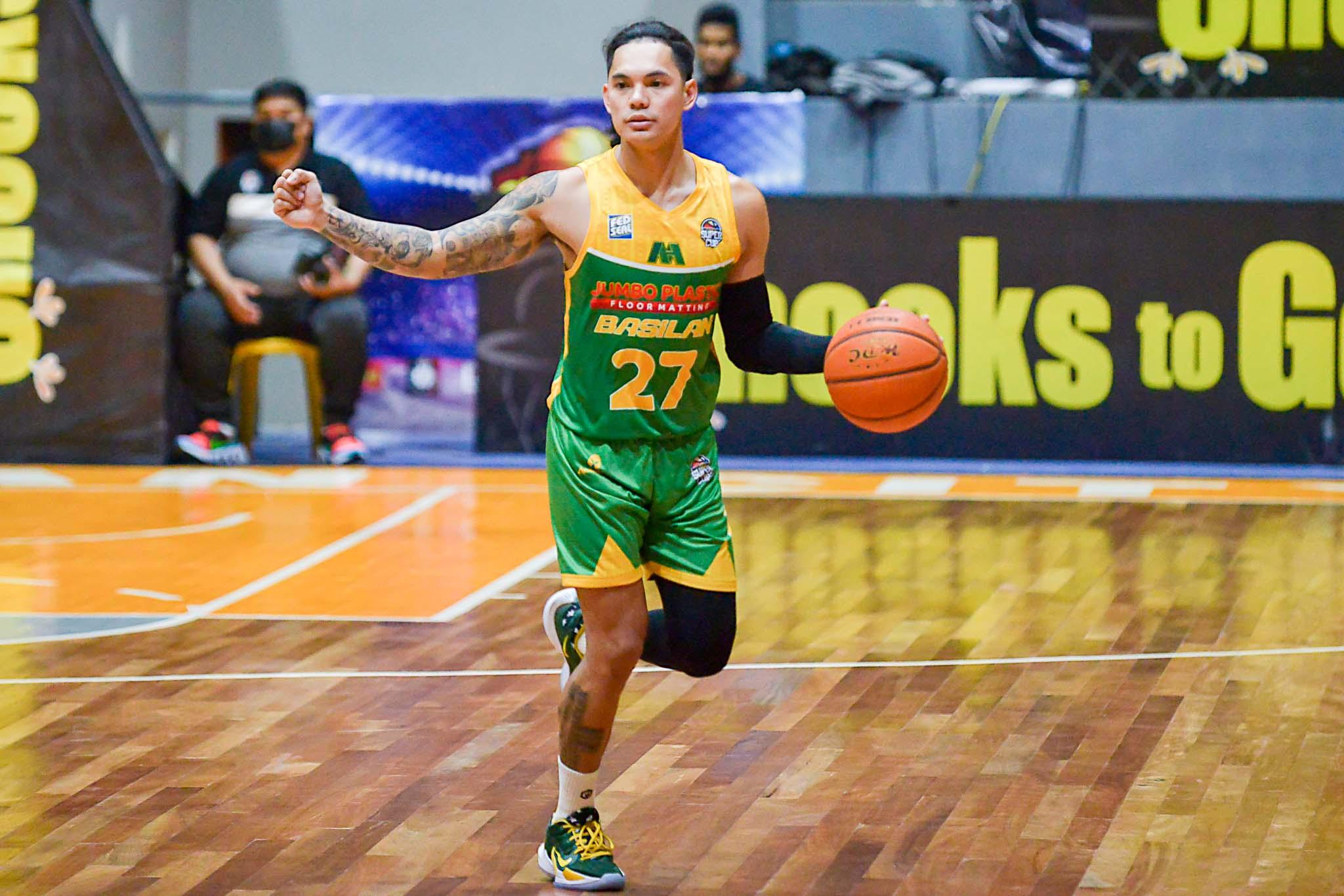 2021-Chooks-VisMin-Mindanao-Finals-Roxas-vs-Basilan-Chris-Bitoon-2 Bitoon's sacrifice pays off with VisMin Finals MVP plum Basketball News VisMin Super Cup  - philippine sports news