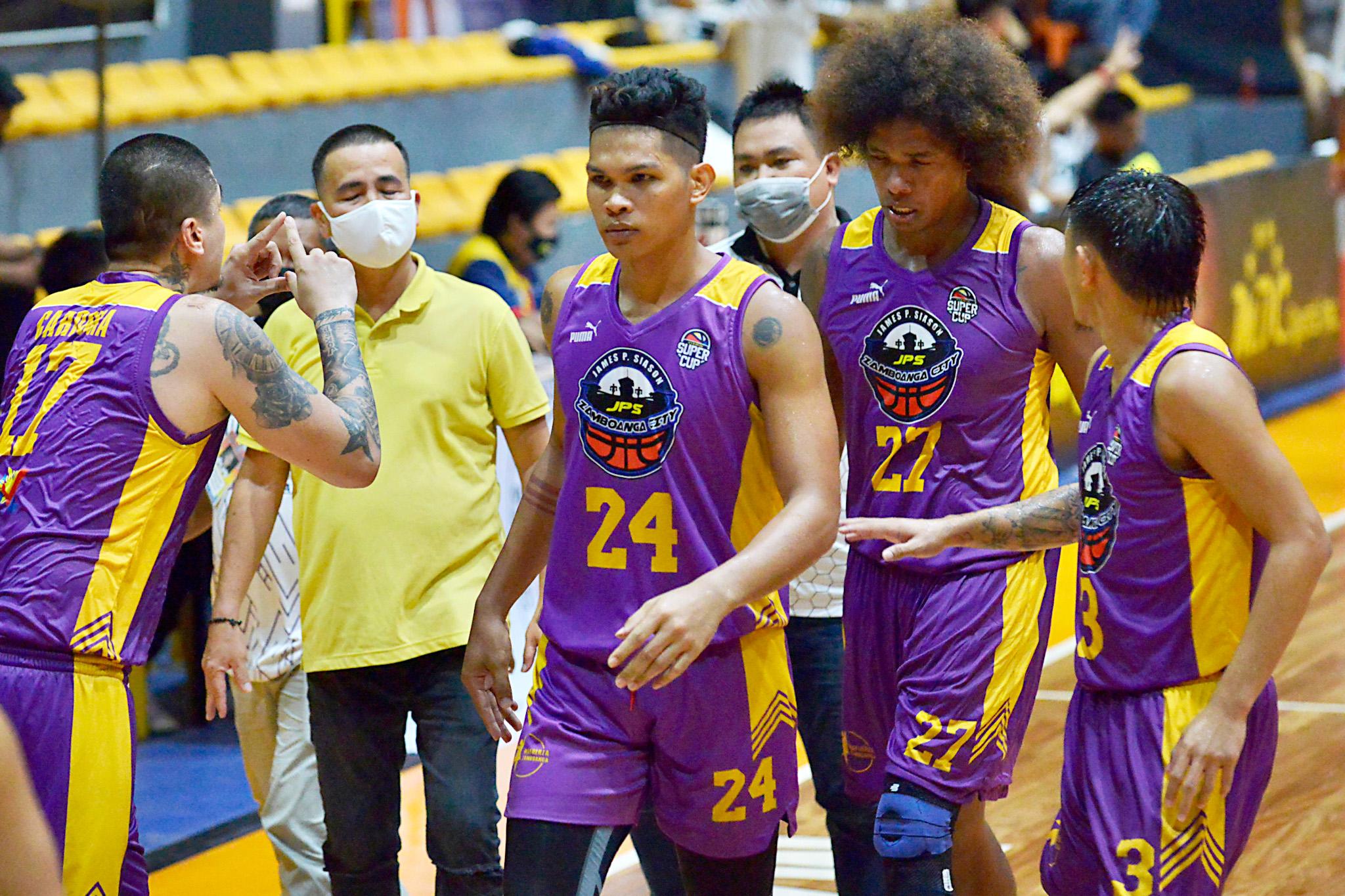 2021-Chooks-VisMin-Mindanao-SF-1-Clarin-vs-Zamboanga-City-Jerome-Ferrer Eumir Marcial inspires Zamboanga to knockout Clarin in VisMin Basketball News VisMin Super Cup  - philippine sports news