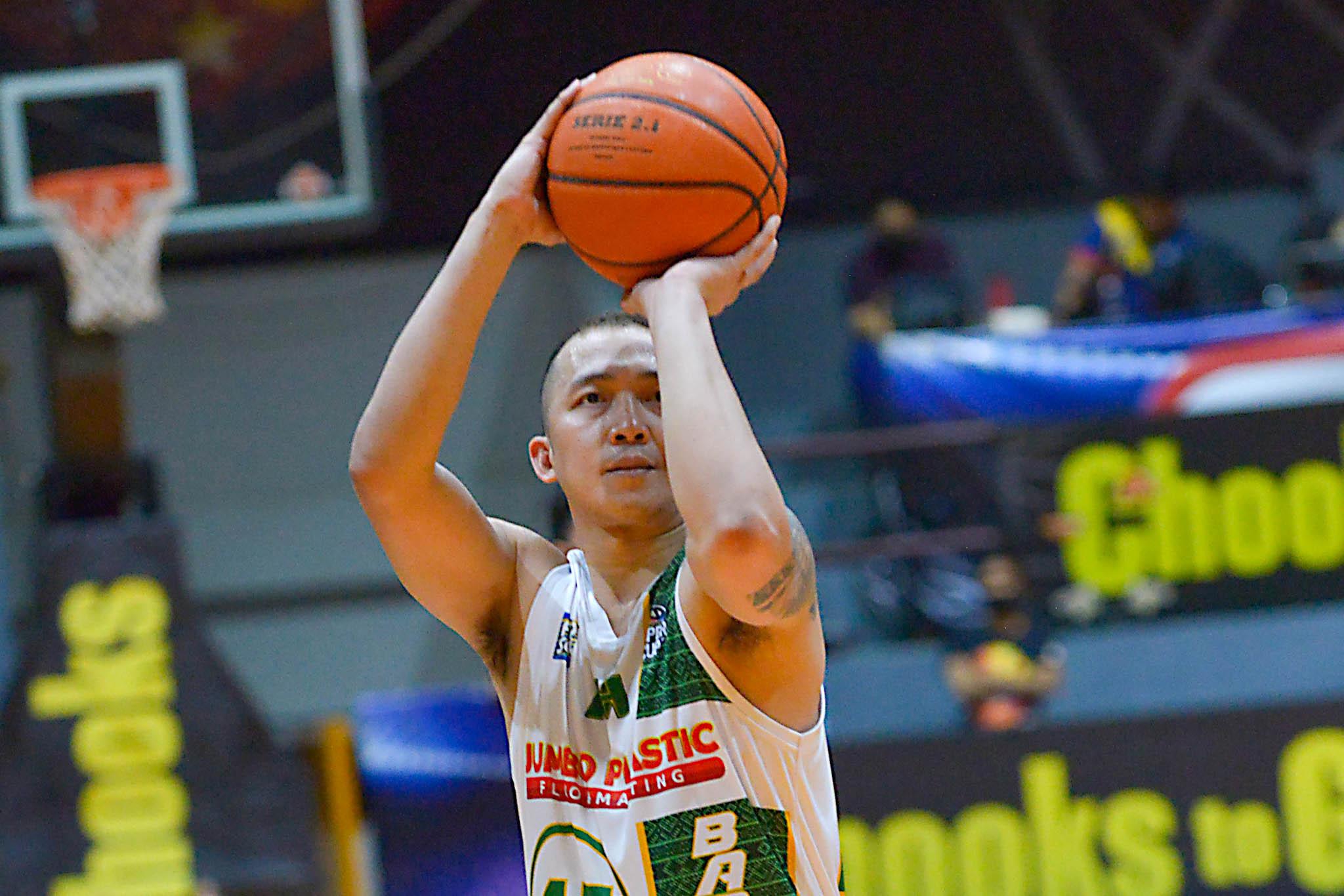 2021-Chooks-Vismin-Baloria1 Cabiltes warns Basilan: Don't be over complacent against KCS Basketball News VisMin Super Cup  - philippine sports news