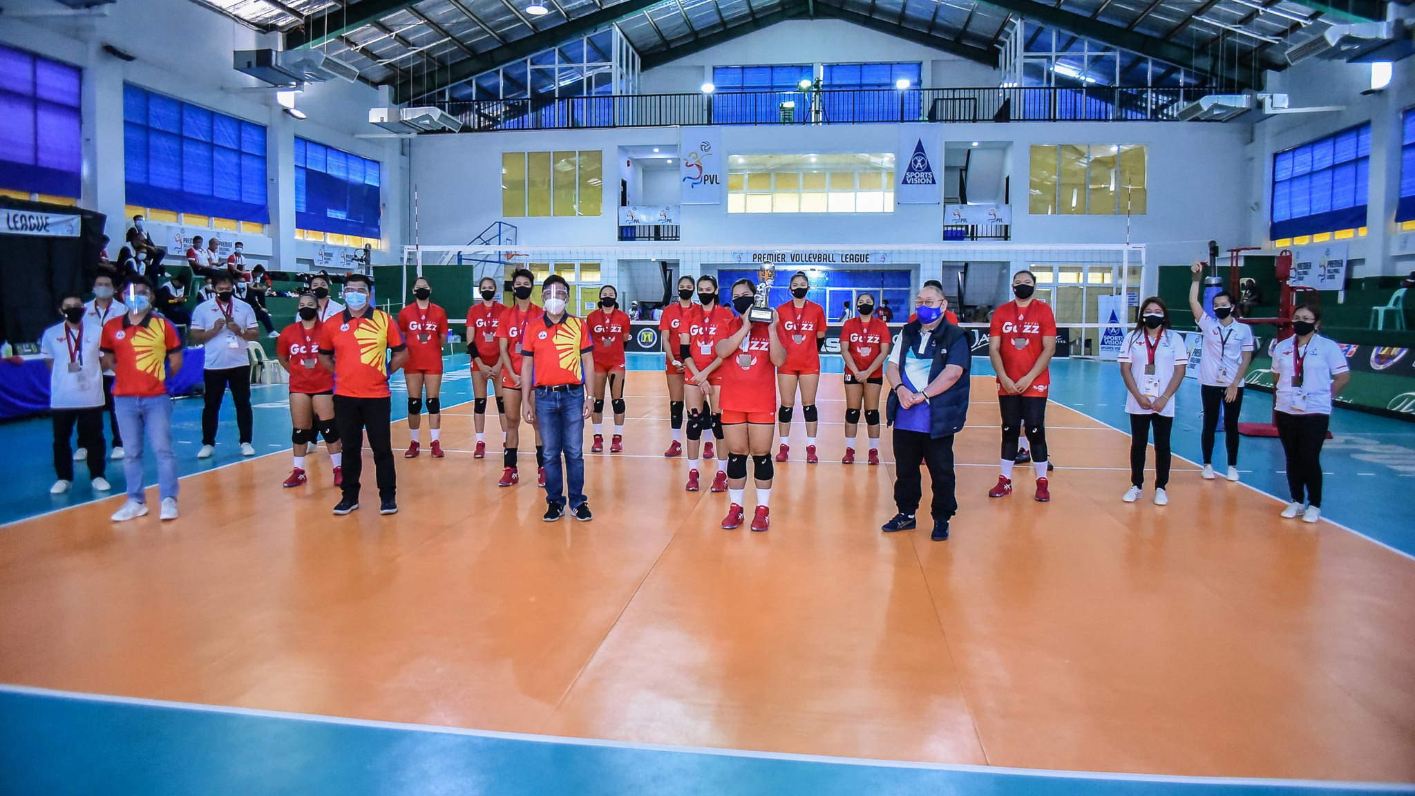 2021-PVL-Open-B03-G2-Petrogazz-vs.-Choco-Mucho-Bronze-awarding-5811 Chery Tiggo, Creamline decline AVC Women's Club invitation News PVL Volleyball  - philippine sports news