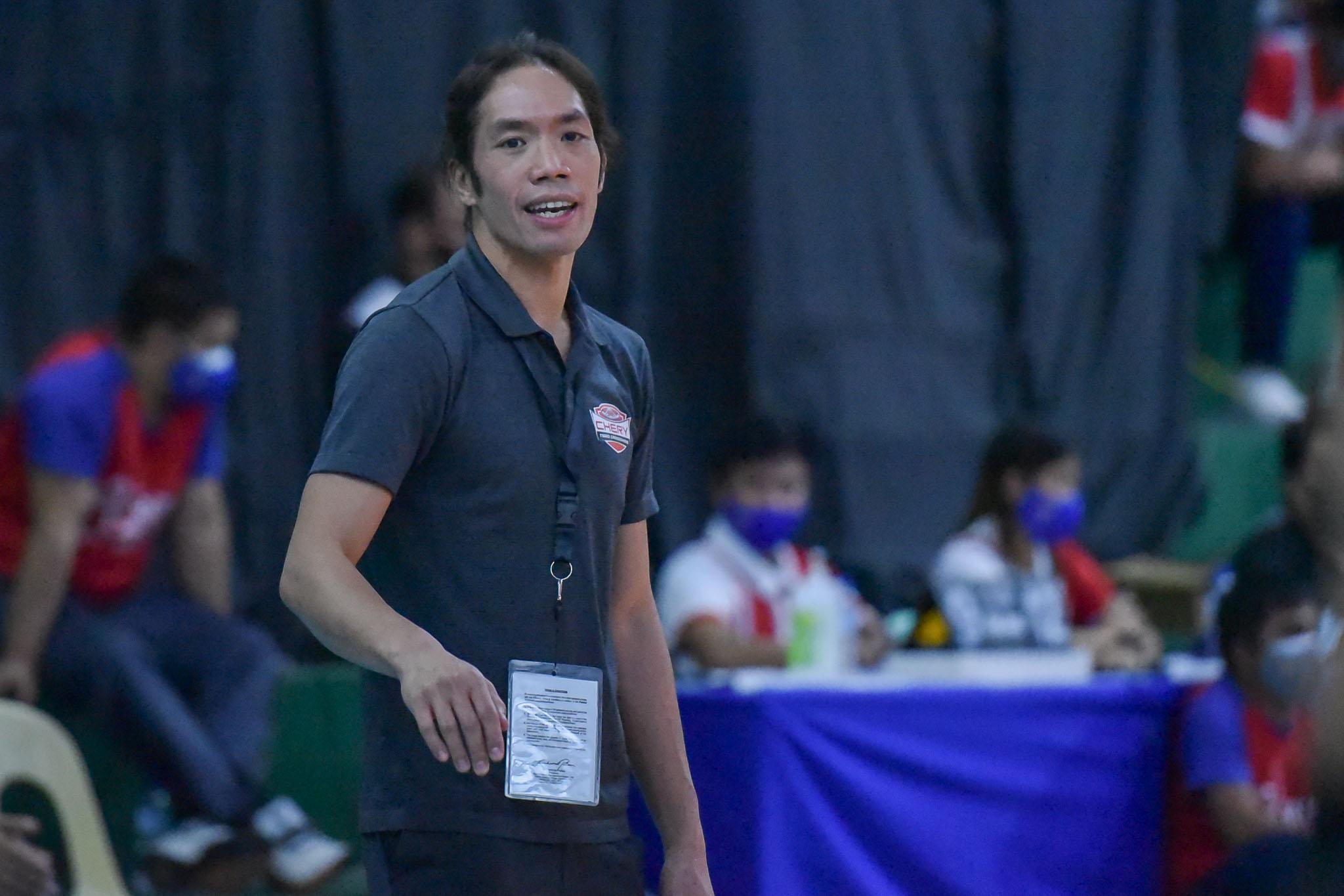 2021-PVL-Open-Creamline-vs.-Chery-Tiggo-Finals-G2-Aaron-Vele-6237 Buding Duremdes gets added strength vs Creamline from friends, family News PVL Volleyball  - philippine sports news