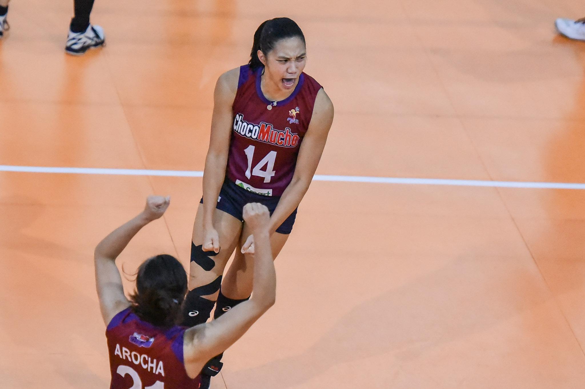 2021-PVL-Open-Creamline-vs.-Choco-Mucho-Bea-De-Leon-7602 Almadro says Choco Mucho lacked 'maturity' in Creamline loss News PVL Volleyball  - philippine sports news