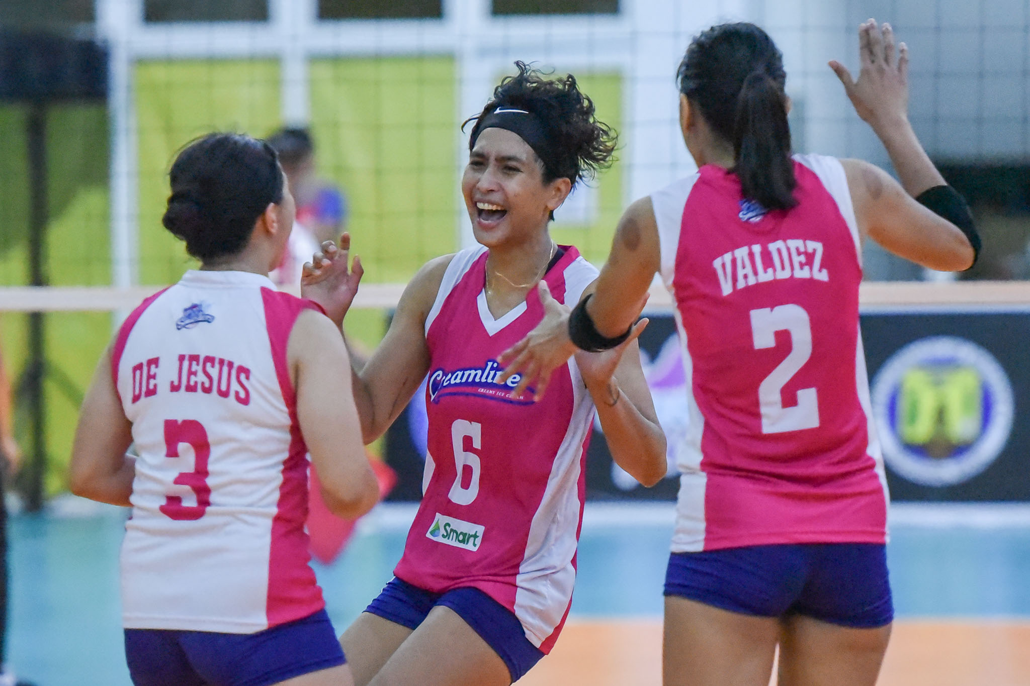 2021-PVL-Open-Creamline-vs.-Choco-Mucho-Jeanette-Panaga-7924 Panaga grateful to Creamline's staff as she plays ahead of schedule News PVL Volleyball  - philippine sports news