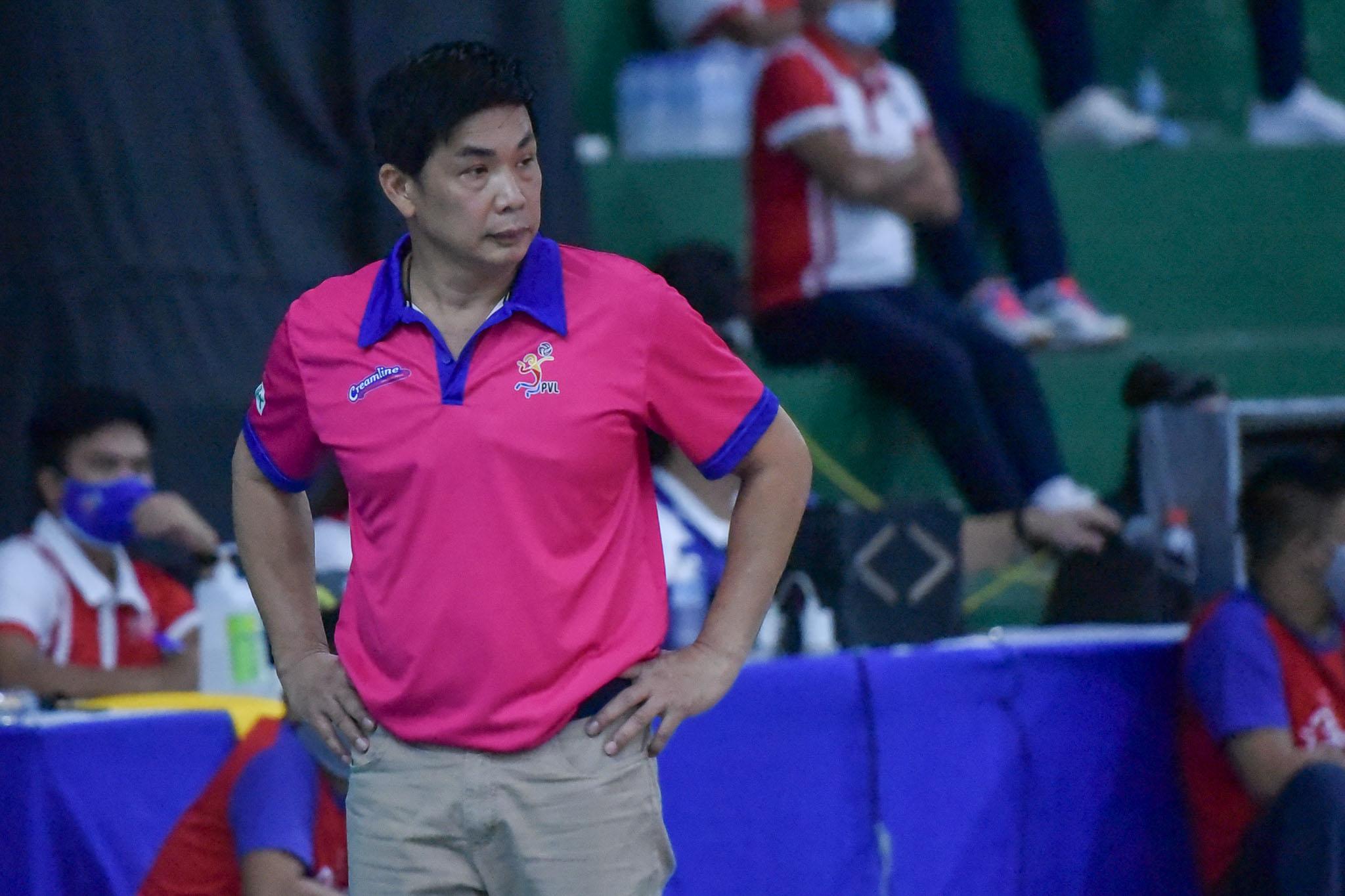 2021-PVL-Open-Creamline-vs.-Choco-Mucho-Tai-Bundit-7732 Tots Carlos relishes being on same side with Tai Bundit News PVL Volleyball  - philippine sports news
