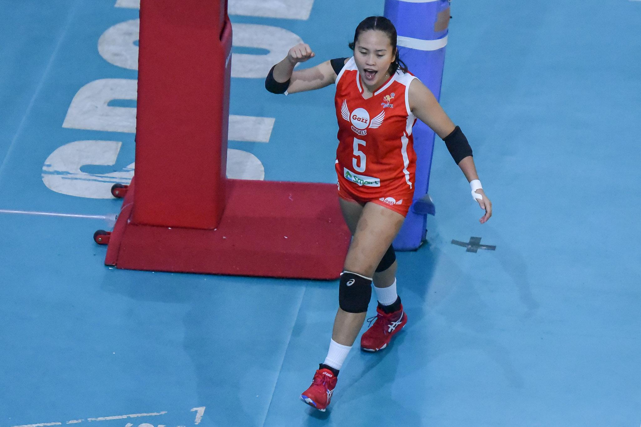 2021-PVL-Open-Petrogazz-vs.-Creamline-Semis-G2-Grethcel-Soltones-3167 Petro Gazz never reached peak in PVL bubble, laments Laniog News PVL Volleyball  - philippine sports news
