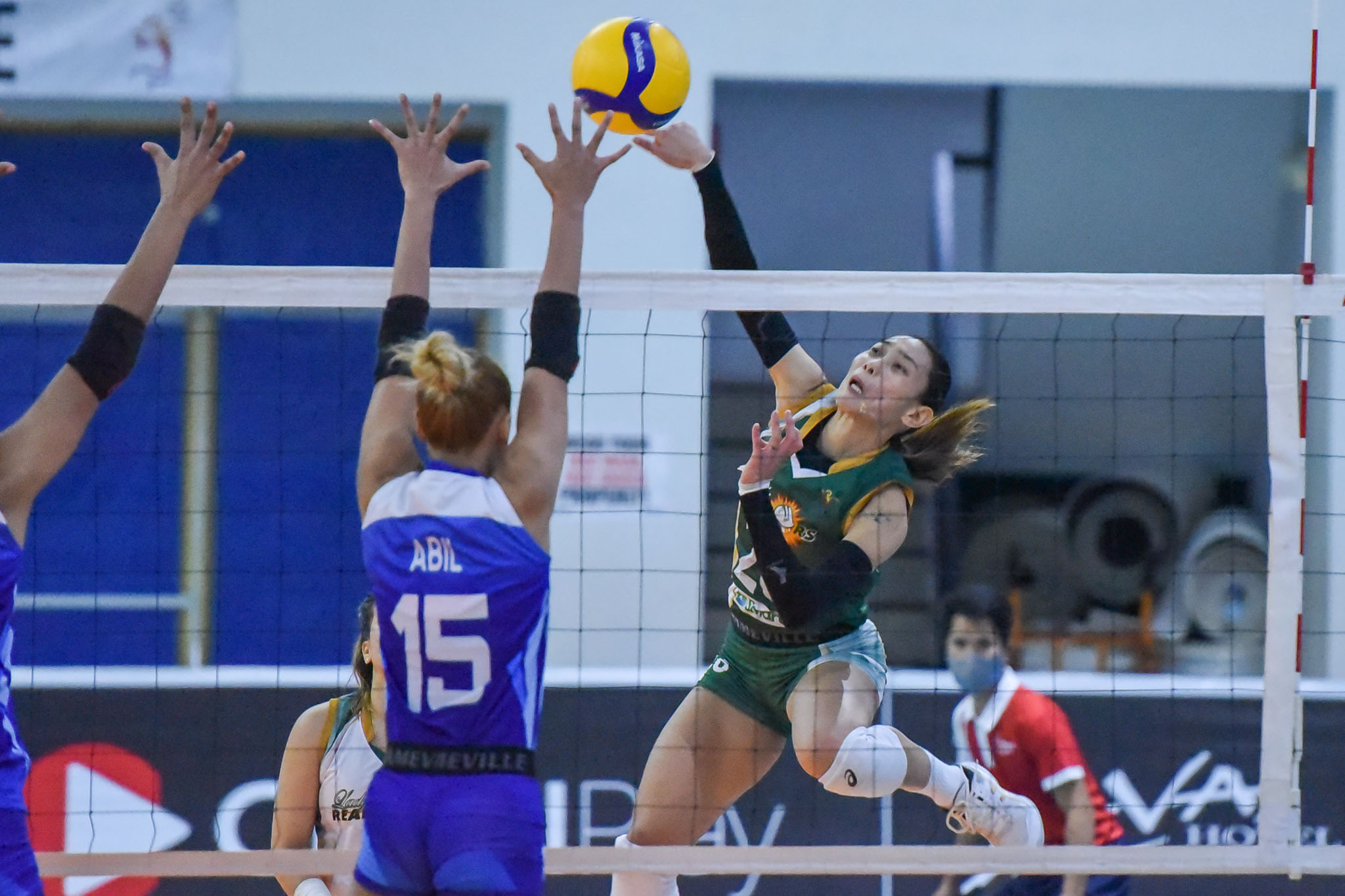 2021-PVL-Open-Sta.-Lucia-vs.-BaliPure-Jonah-Sabete-4624 Sabete credits ex-Petro Gazz teammates for easy transition to Sta. Lucia News PVL Volleyball  - philippine sports news