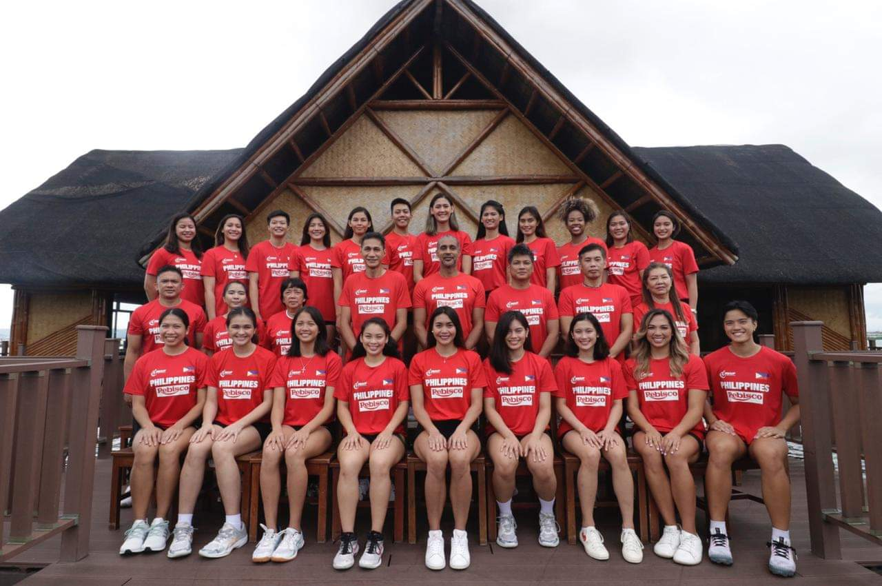 Philippine-Womens-National-Volleyball-Team Indoor volleyball NTs to compete in Asian Club Championships News Volleyball  - philippine sports news