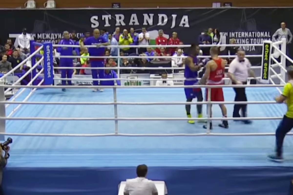 Strandja-International-Eumir-Marcial Marcial out to get back loss to Khyzniak in Tokyo 2020 Tokyo Olympics Boxing News  - philippine sports news